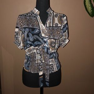 Body Central Blouse